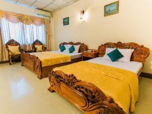 Star Hotel Battambang - Family Room