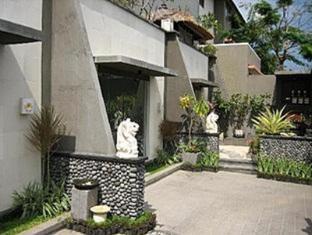 Bali Elephants Boutique Villa Jimbaran Bali - Entrance