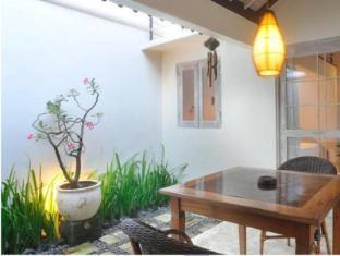 Villa Kresna Boutique Villa Bali - A szálloda belülről