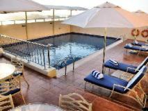 Al Hamra Hotel: swimming pool