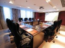 Al Hamra Hotel: meeting room