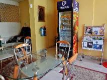Dana Hotel: coffee shop/cafe