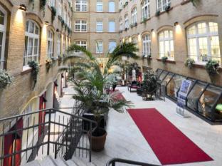 Singer109 Hotel & Hostel Berlin - avla