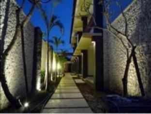 21 Lodge Bali - Hotellet udefra