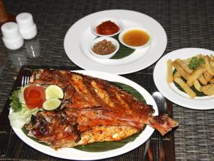 Jimbaran Cliffs Private Hotel & Spa Bali - BBR Seafood
