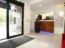 City Edge Hotel North Melbourne: reception