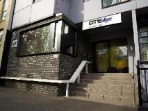 City Edge Hotel North Melbourne: entrance