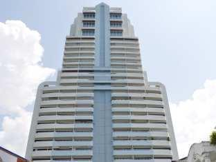 Patong Tower Apartment by Patong TC Phuket - Exterior de l'hotel