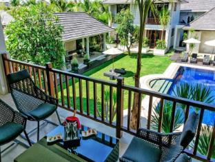Semara Resort & Spa Seminyak Bali - View