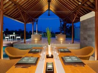 Sanctuario Luxury Hotel & Villas Sanur Bali Bali - Dining Area