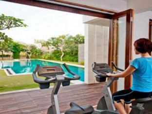 Sanctuario Luxury Hotel & Villas Sanur Bali Bali - Fitness Room