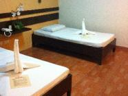 Dviejų lovų kambarys (be lango)