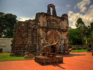 Aldy Hotel Stadhuys Malacca - A  Famosa Fort