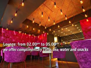 Bohem Art Hotel Budapest - Lounge - Happy Hours
