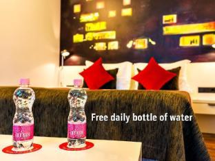 Bohem Art Hotel Budapest - Daily Bottle of Water