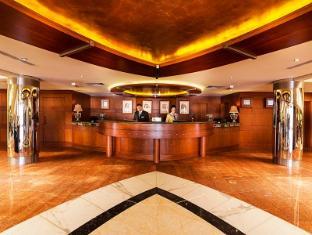 Officers Club & Hotel Abu Dhabi - Interior