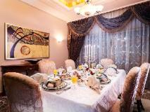 Officers Club & Hotel: interior