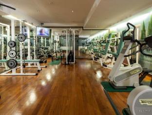 Hotel Bristol Geneva - Fitness Room