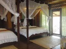 Mahout Lodge: guest room