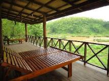Mahout Lodge: view