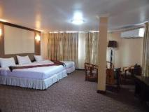 Anou Paradise Hotel: guest room
