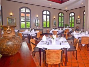Ansara Hotel Vientián - Restaurante