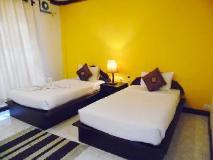 Villa Ban Lao Hotel: guest room