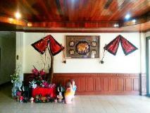 Sisavath Hotel: interior