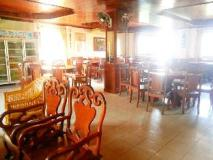 Sisavath Hotel: lobby
