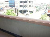 Sisavath Hotel: balcony/terrace