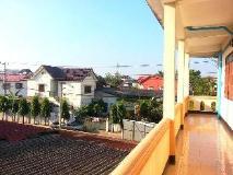 Souvanna Hotel: balcony/terrace