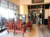 Souvanna Hotel: interior