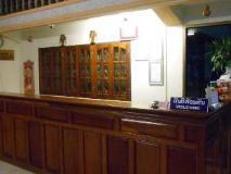 Souvanna Hotel: reception