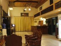 Souvanna Hotel: lobby