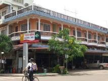 Souvanna Hotel: exterior