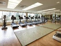 Hotel Teddy Valley: fitness room