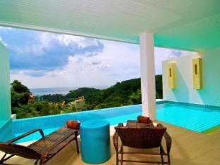 Grand Bleu Ocean View Pool Suite Phuket - 1 Bedroom Blue Ocean Grand Pool Suite