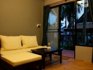 Cocoville Phuket Resort Puketas - Svečių kambarys