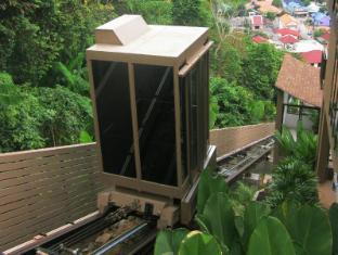 Karon Phunaka Resort and Spa Phuket - Glass Elevator