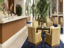 The Oberoi Hotel Gurgaon: interior