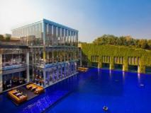 The Oberoi Hotel Gurgaon: hotel exterior