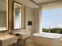 The Oberoi Hotel Gurgaon: bathroom