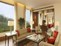 The Oberoi Hotel Gurgaon: suite room