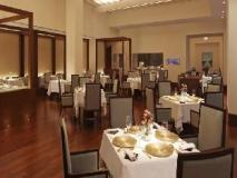The Oberoi Hotel Gurgaon: restaurant
