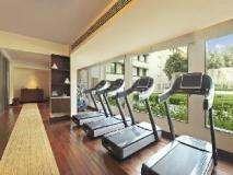 The Oberoi Hotel Gurgaon: fitness room