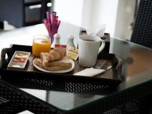 Baan Paradise Hotel Phuket - Continental breakfast