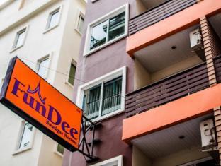 FunDee Boutique Hotel Patong Phuket - Utsiden av hotellet