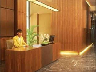 Fairlane Hospitality @ myHabitat2 Serviced Apartment Kuala Lumpur - Reception
