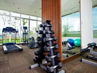 Jasmine Resort Hotel Bangkok - Fitness Room