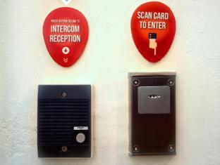 One Avenue Hotel Kuala Lumpur - Access Card Security